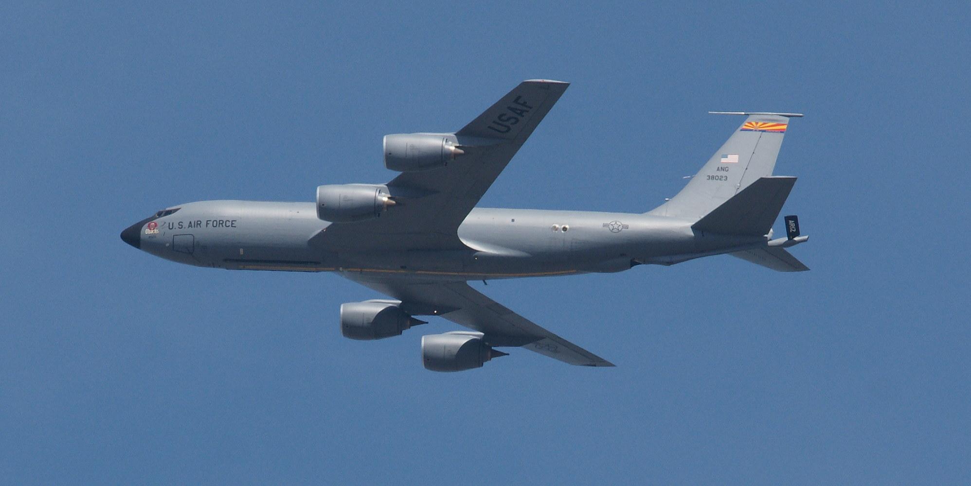 Boeing KC-135 Stratotanker
