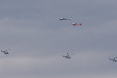 Bell UH-1N Twin Huey plus others