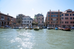 Venice from the Water Taxi