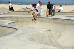 Venice Beach Skateboarder