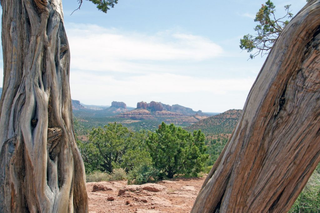 Picturesque Sedona.