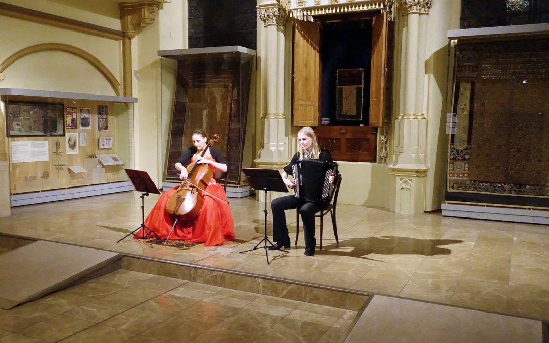 A Ballet, a Concert, and an Opera