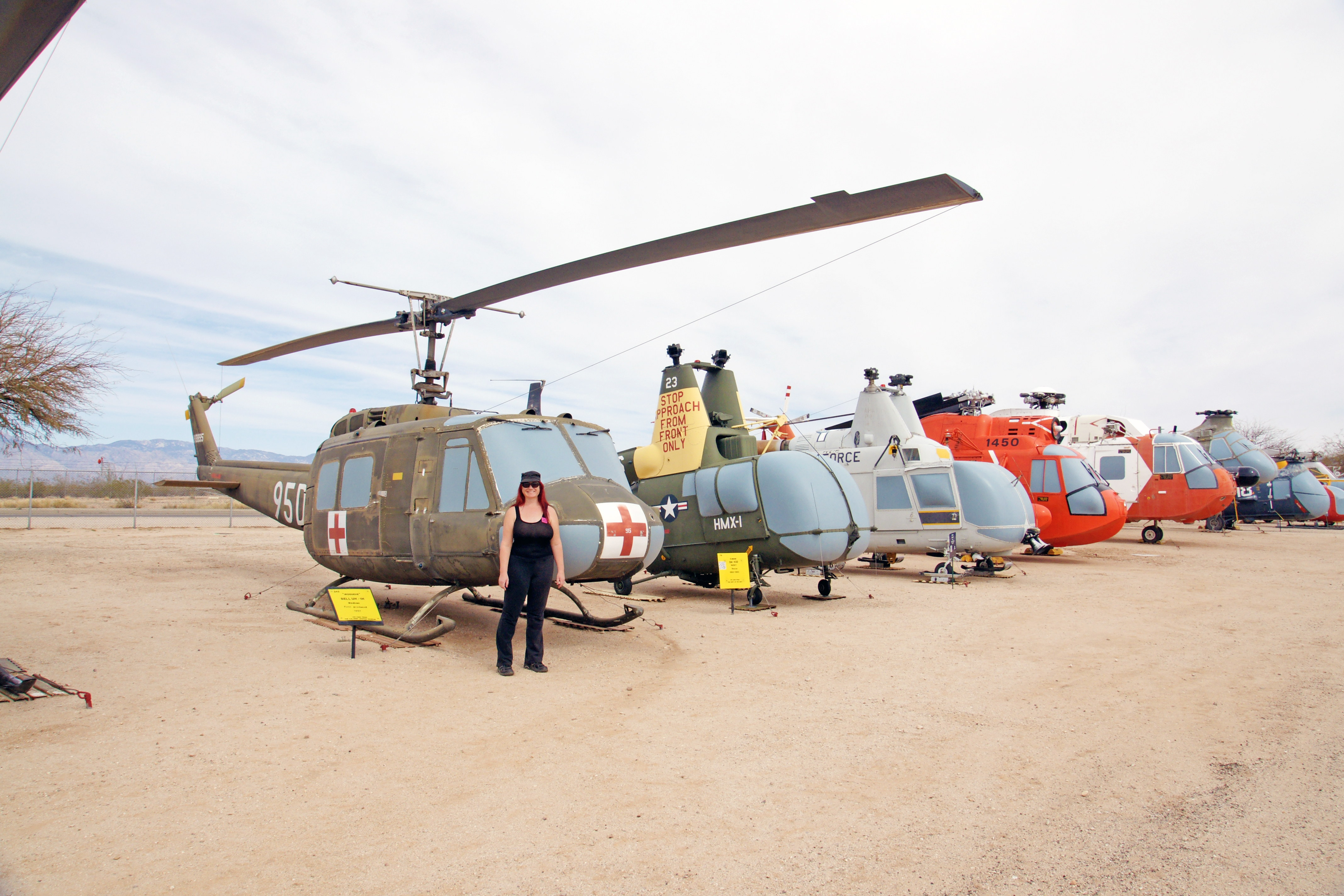 Bell Helicopters UH-1H Iroquois