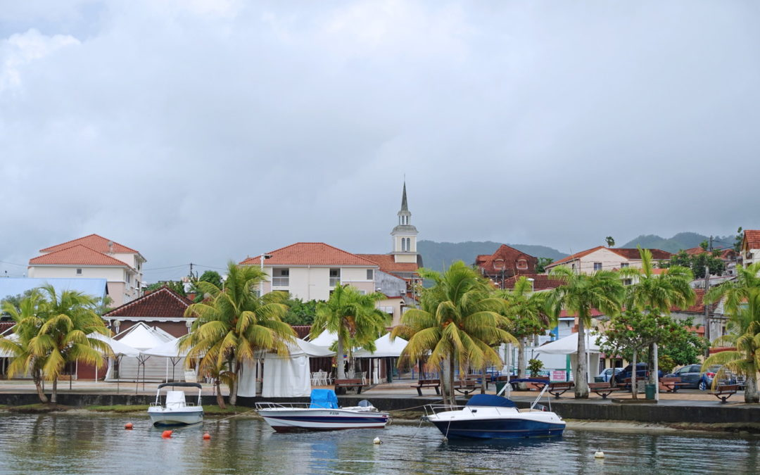 A Day in Martinique
