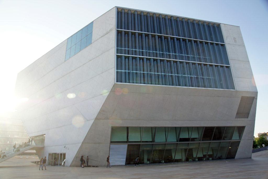 Casa da Musica.