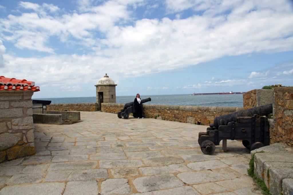 Forte de São Francisco do Queijo cannon.
