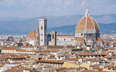 Frolicking in Florence