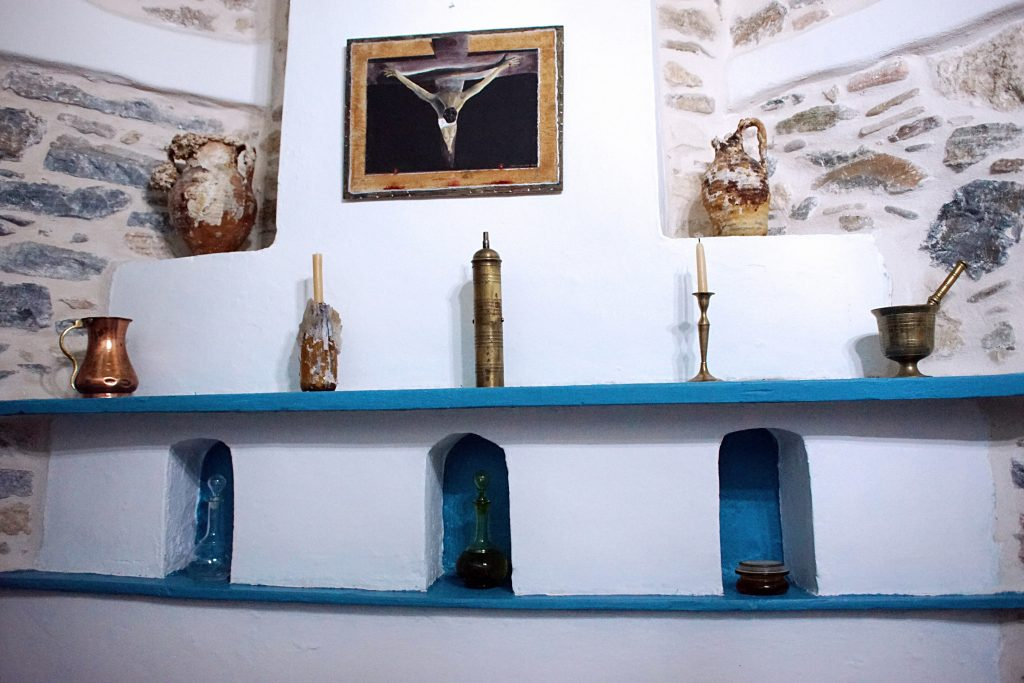 Samos Traditional House is traditional!