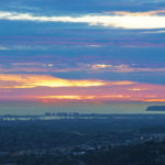 Mt. Helix Sunset