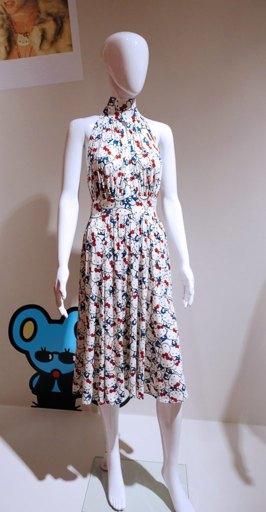 Who needs a little black dress when you have a little Hello Kitty dress?