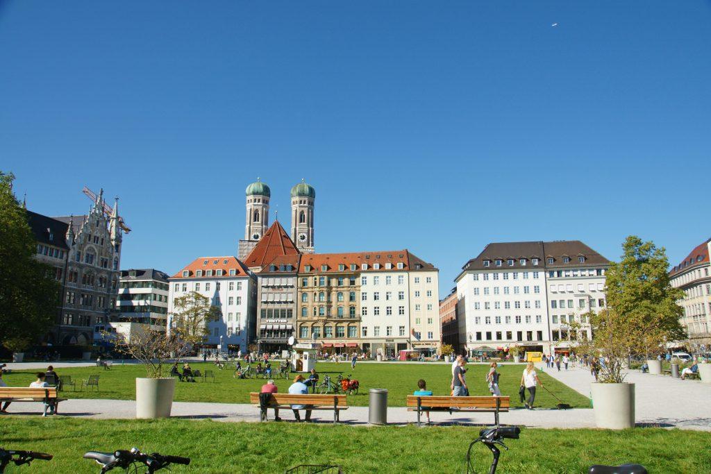 Dom zu Unserer Lieben Frau is a symbol of the Bavarian capital city.