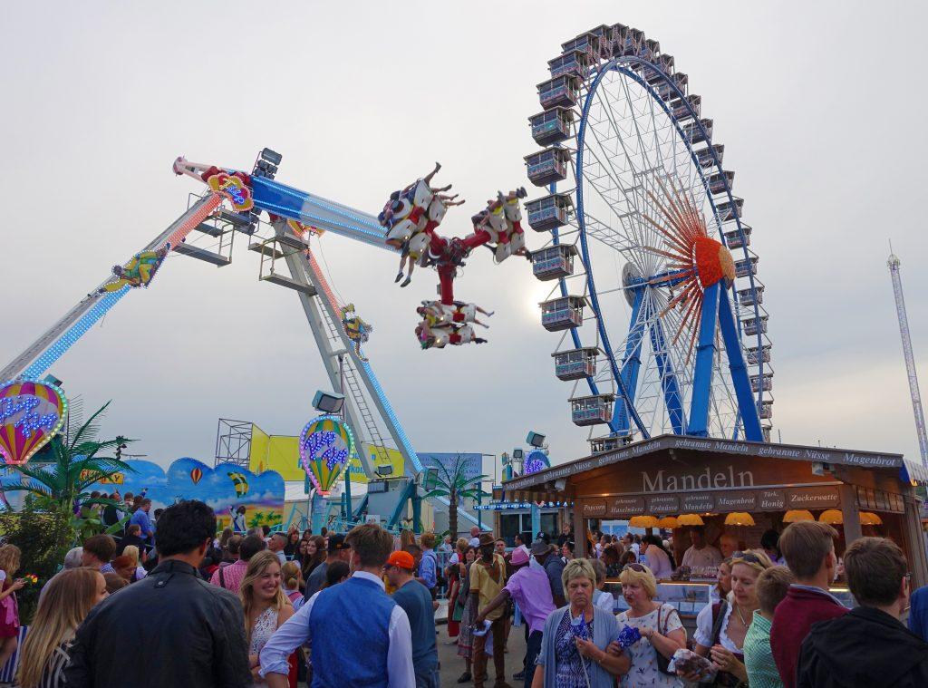 Amusement park rides are less than amusing.