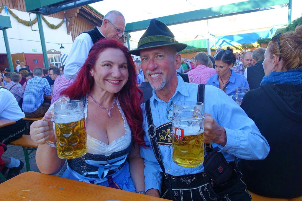 A toast to Oktoberfest!