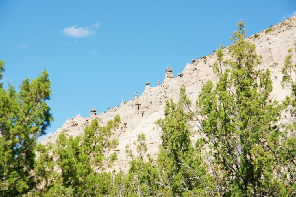 Here a tent rock, there a tent rock….