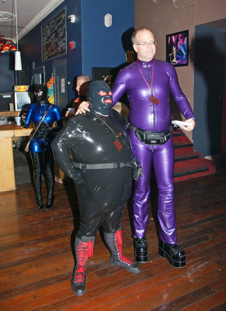 Latex: one size fits all.
