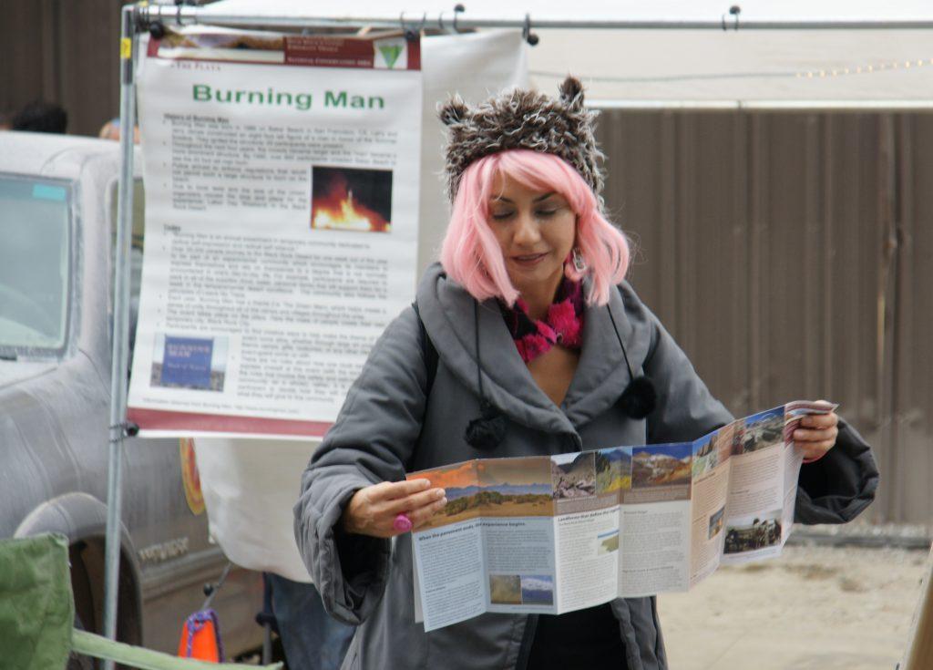 Burning Man: your roadmap to somewhere.