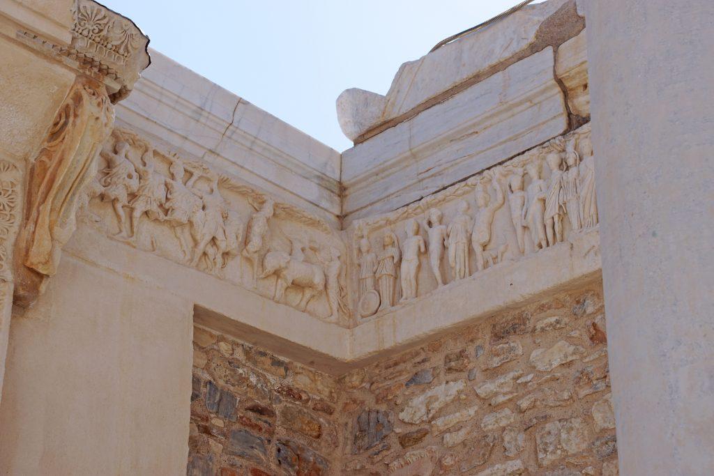 Elephants in Ephesus?