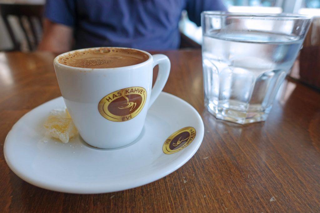 Genuine Turkish blend!