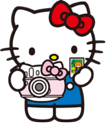 Hello Kitty Photographer